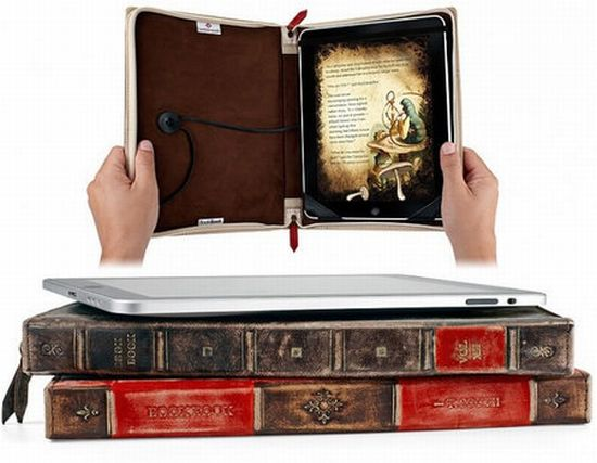 Review: BookBook for iPad – Luscious Leather Luxury