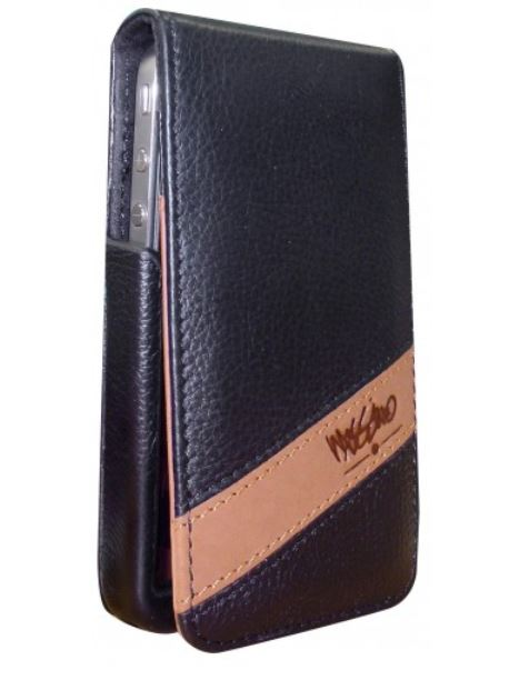 Mossimo Leather case for iPhone 4S Review - Leather Lusciousness