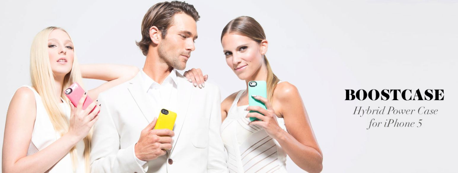 Hybrid Power Case for iPhone 5S - Juice Up!