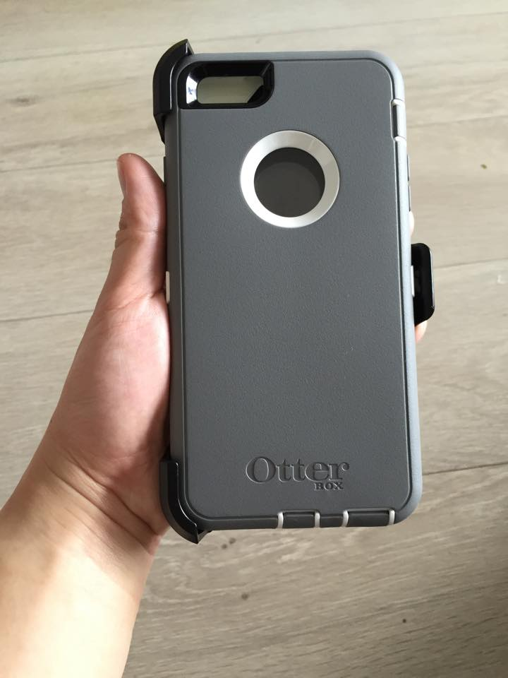 OtterBox Defender suits iPhone 6 Plus!