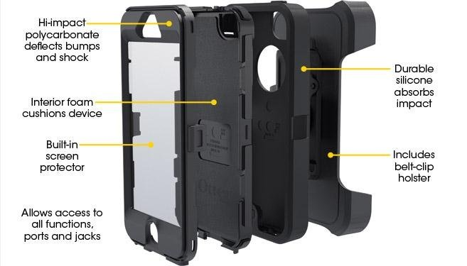 Review: Otterbox Defender for iPhone