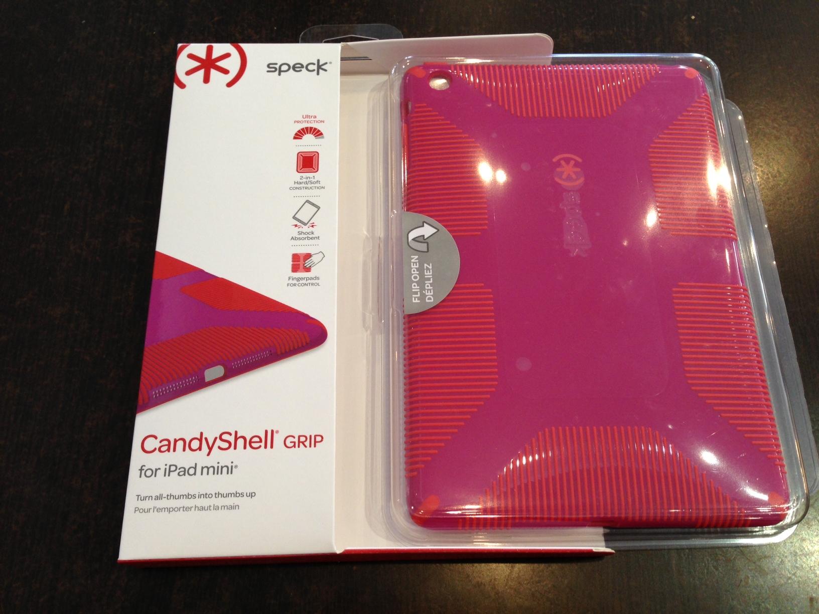 Speck Candyshell iPad Mini Photoblog review