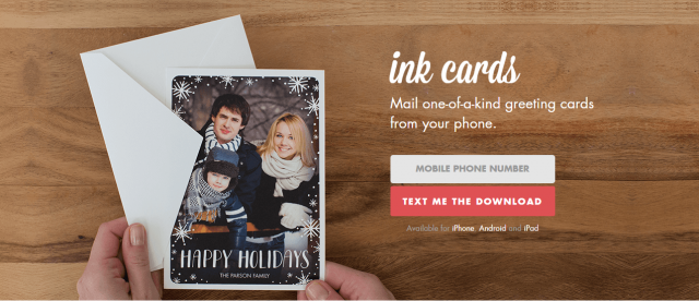 App of the Week: Ink Cards