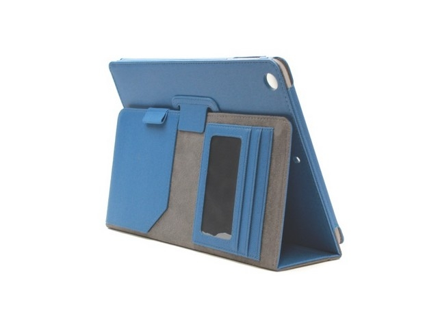 Comercio Folio Case keeps your iPad Air standing
