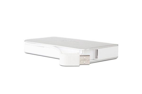 Charge multiple devices on the go with the IONBank Micro USB!