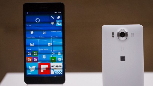 New Lumia from Microsoft – Phone or Portable PC?
