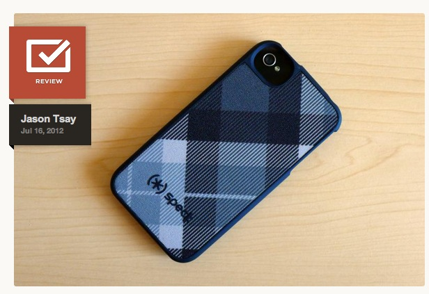 Speck Fitted iPhone 4S Case
