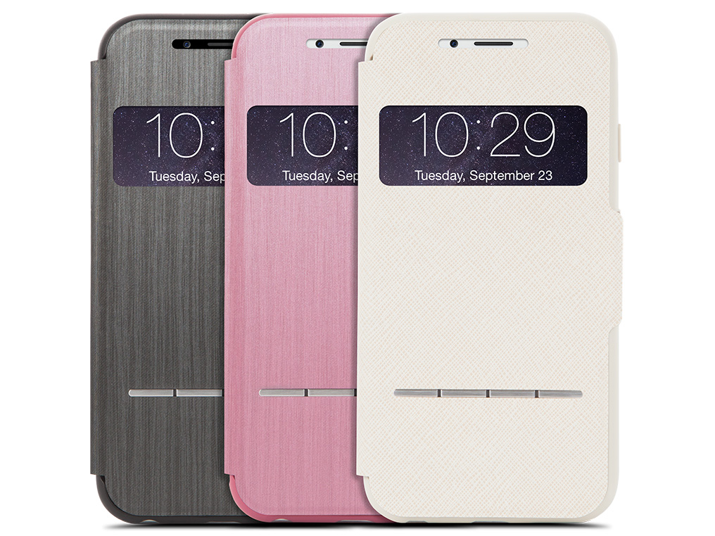 Moshi Sensecover suits iPhone 6 - multi-functional at its best!