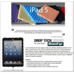 Gumdrop promises new iPad 5  Drop Tech Case