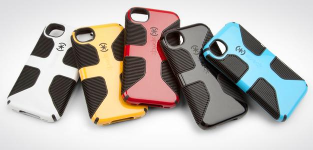 Speck CandyShell GRIP for iPhone  Protection and Appeal in One