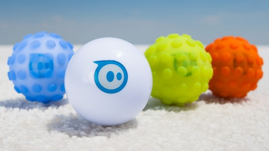 Sphero and Ollie Gaming Toys for iPhones and Android phones.