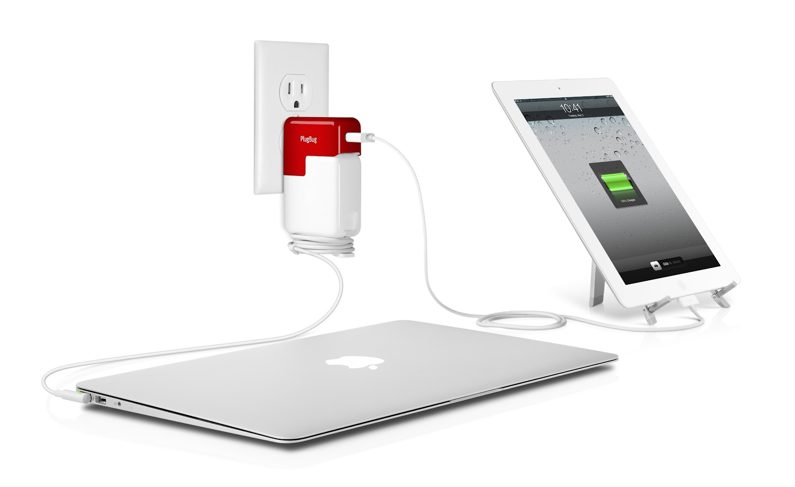 Recharge Abroad with the Twelve South PlugBug.