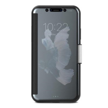Moshi StealthCover for iPhone X Black