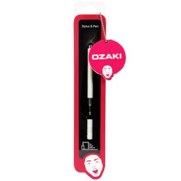 Ozaki iStroke-L+  iPad Stylus Pen - Metalic