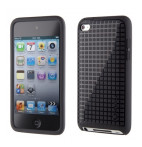 Speck PixelSkin HD for iPod touch Black