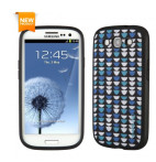 Speck FabShell for Samsung Galaxy S3 - FishyScales Blue