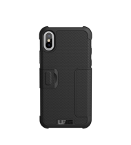 Urban Armor Gear Metropolis Case for iPhone X Black