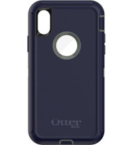 OtterBox Defender Series Screenless Edition Case iPhone X Stormy Peaks