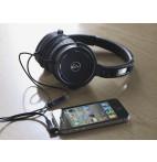 Audio Technica Solid Bass / microphone headphones WS55i
