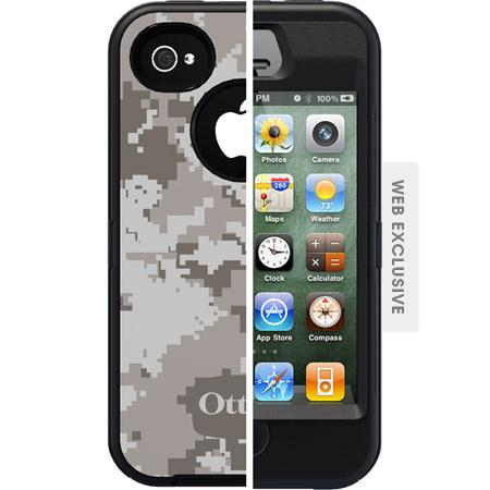 OtterBox Defender Military Camo Case Now in Stock!