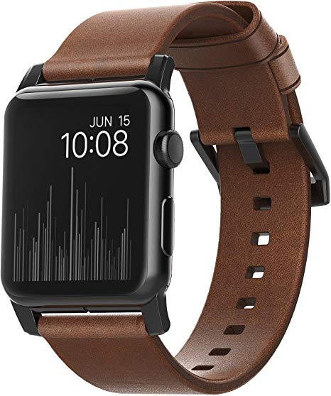Nomad Modern Strap for Apple Watch 42mm Reviewed