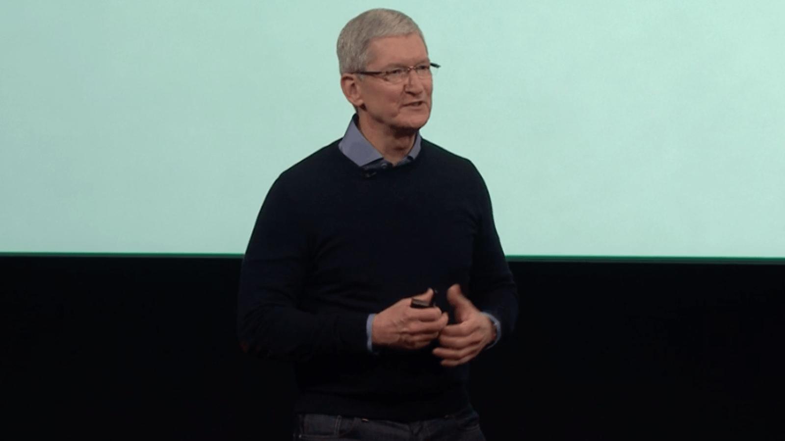 Apple vs FBI on Keynote