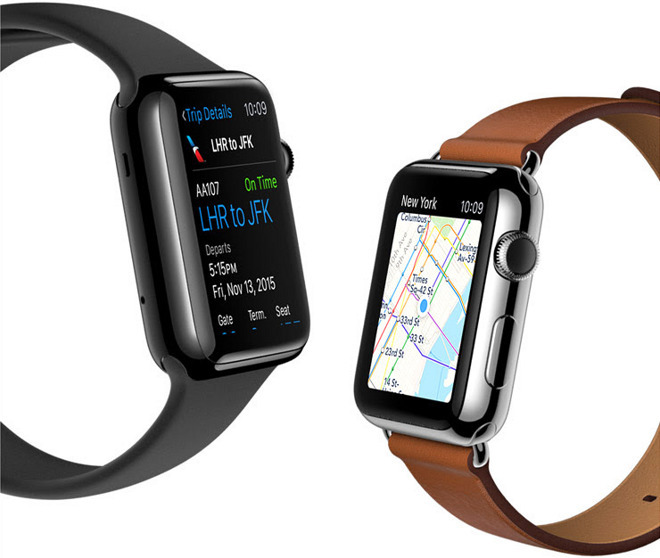 Two New Apple Watches for 2016