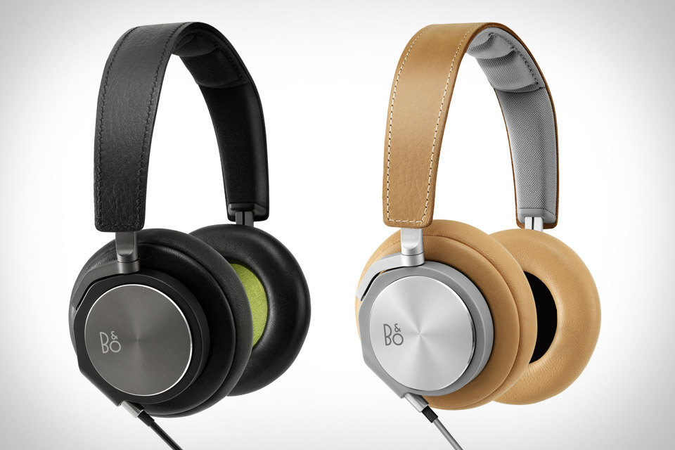 BeoPlay H6 Over-Ear Headphones - Authentic sound delivered through comfort!