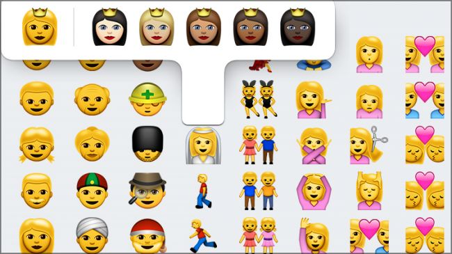 iOS 9 Tips & Tricks – Emoji Skin Tones