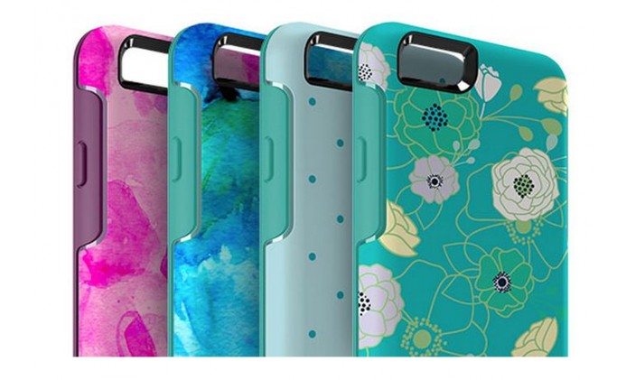 OtterBox Symmetry suits iPhone 6 - defence masked with style!