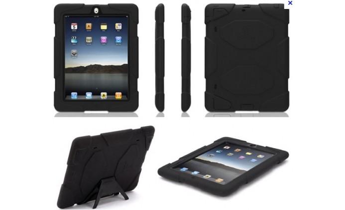 Griffin Survivor iPad Case Review - Ballistic protection