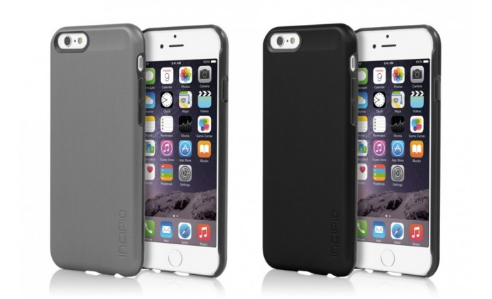 Incipio Feather Shine suits iPhone 6 - simplicity teamed with functionality!