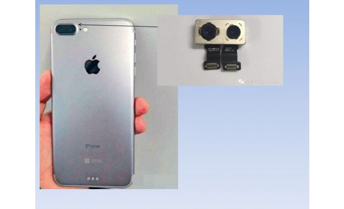 Apple to Introduce Dual-Lens Camera?