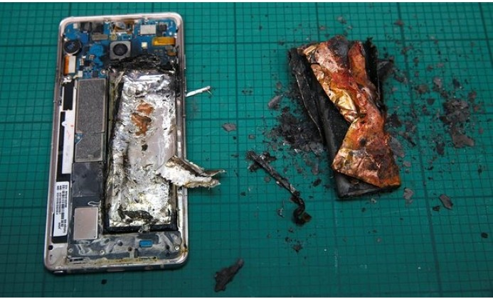 The True Cost of the Samsung Note 7