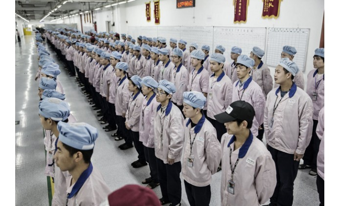 Apple Supplier Pegatron Still Using Low Pay and Excessive Overtime