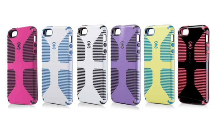 quality design 5e7f9 091fb Speck CandyShell Grip for iPhone 5C