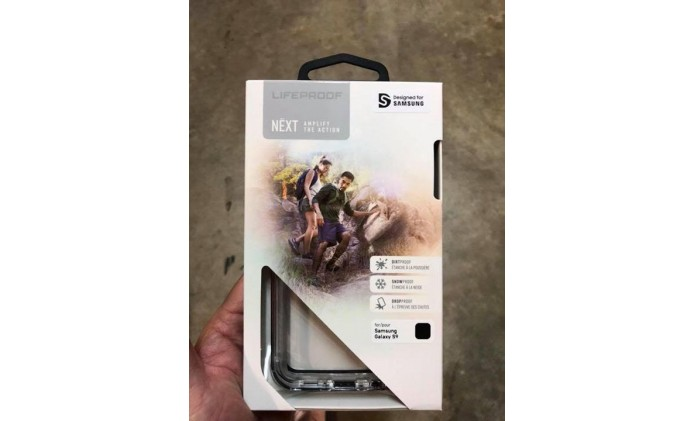 LifeProof NËXT for Samsung Galaxy S9 -Slim, sexy and tough