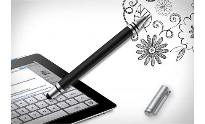 Work on both your tablet & paper with the Wacom Bamboo Stylus Duo.