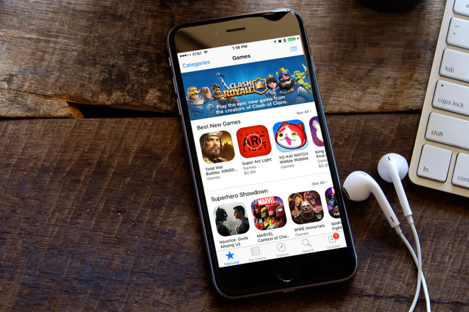 Apple Opens Up App Subscription Services, Cuts Fees to 15%