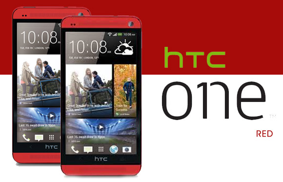 HTC One sees red in UK store