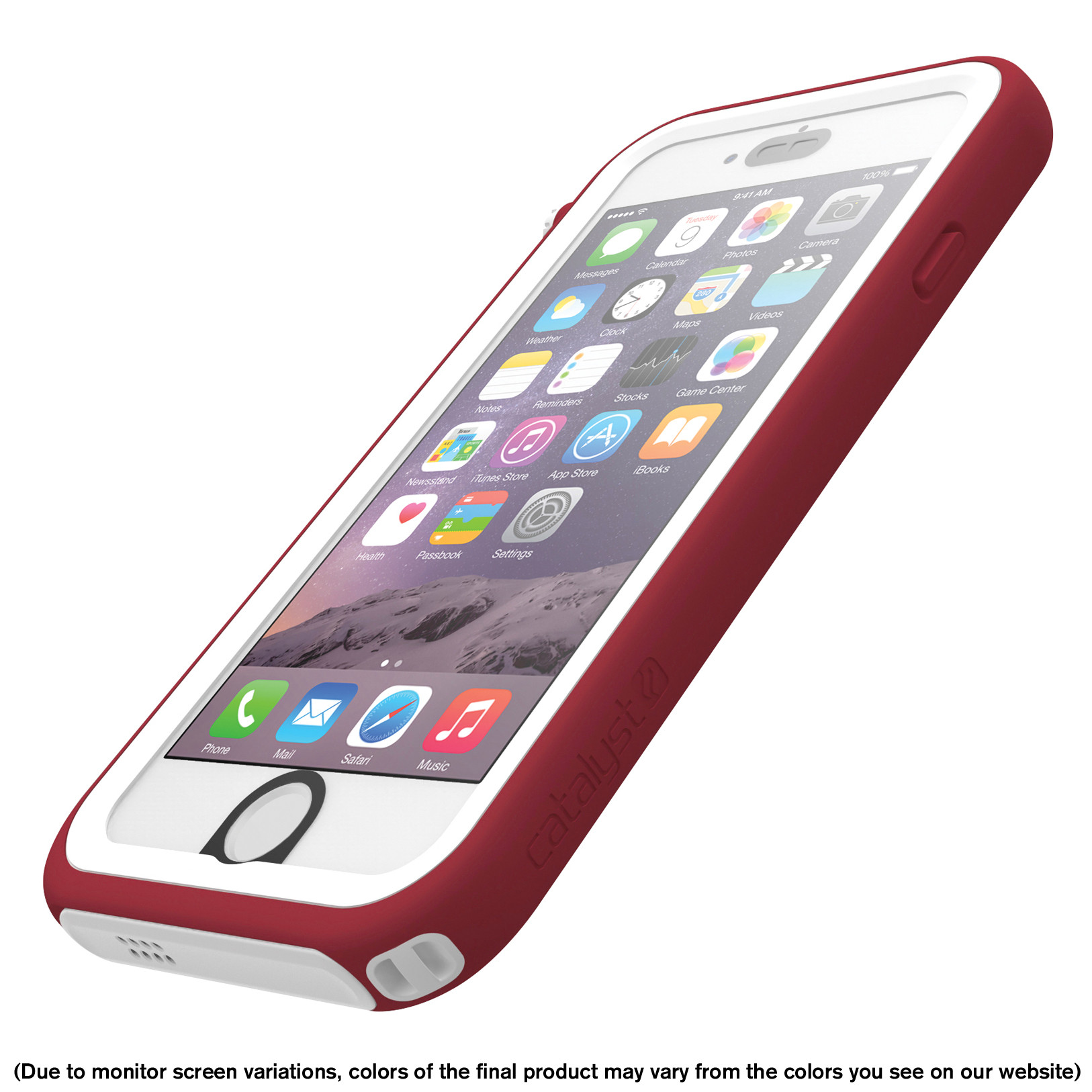 Catalyst Waterproof Case offers Rugged Protection for the iPhone 6