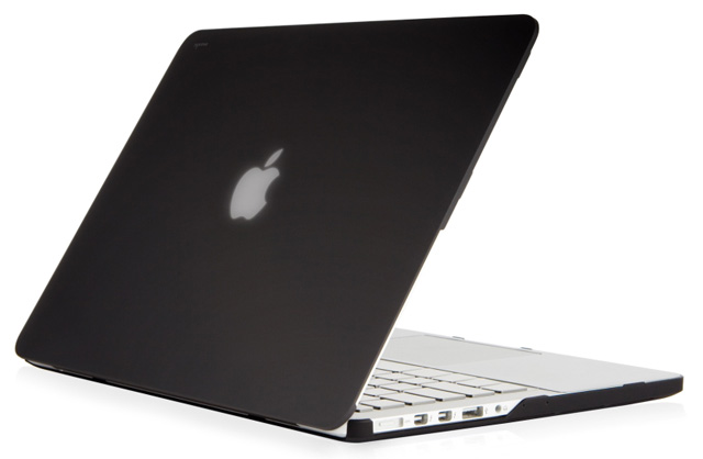 "Moshi iGlaze Hard Shell - slim & elegant protection for the MacBook Pro 13""!"
