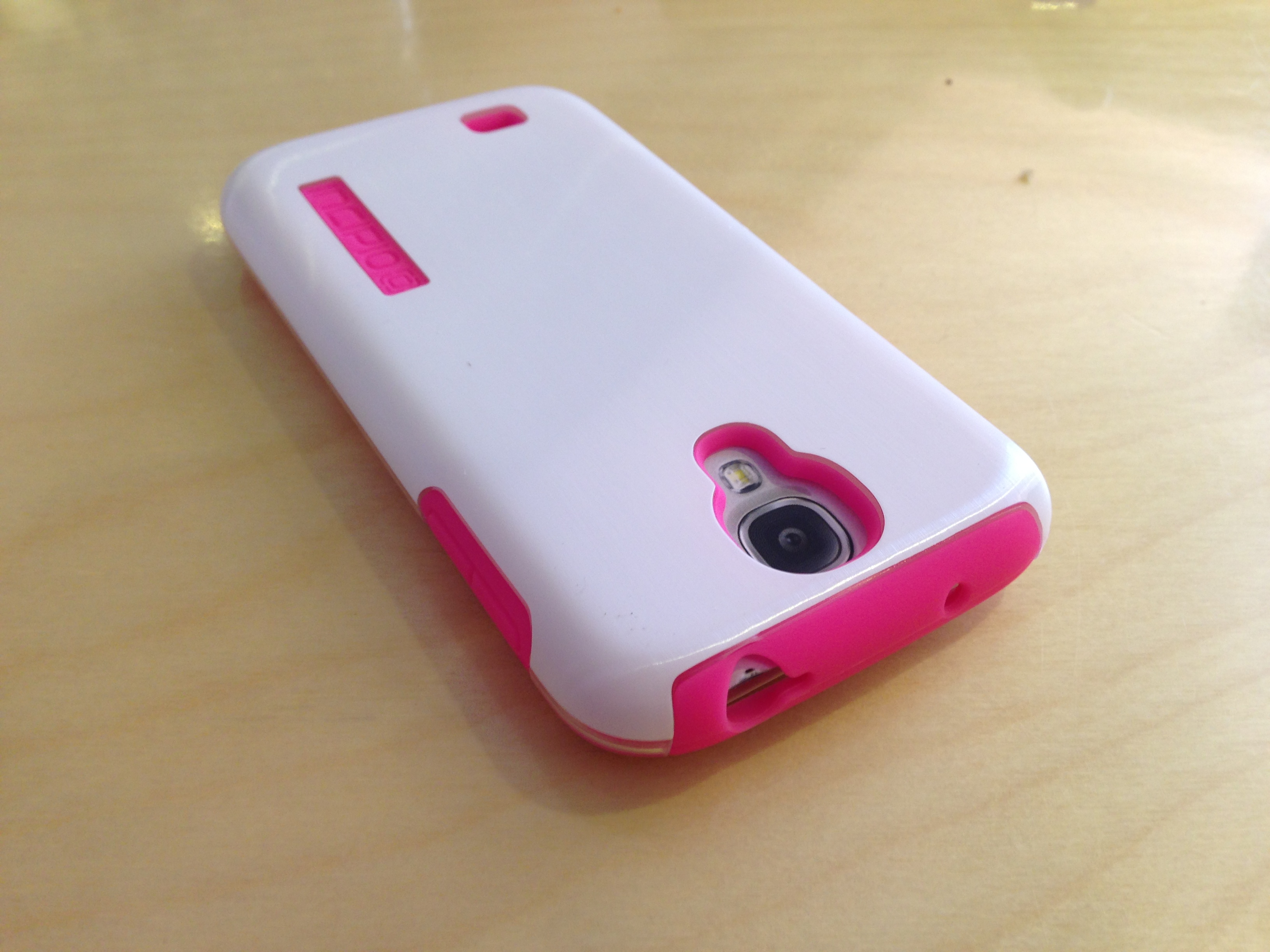 Incipio DualPro Galaxy S4 Case photoblog review