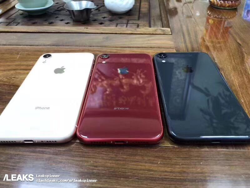 Leaked iPhone 9 Photos Show New Colours: Red and Blue