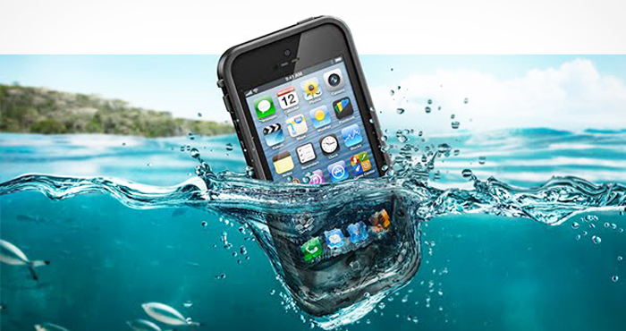 Could Waterproof iThings Be Closer Than We Think?