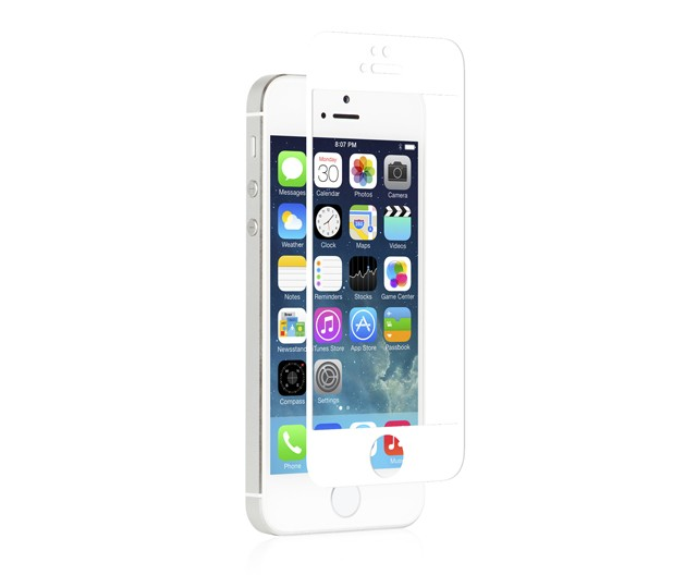 Moshi iVisor Glass for iPhone 5/5s/5c - Impeccable Clarity!