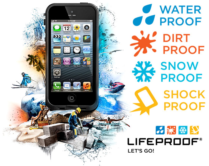 Review: Lifeproof frē iPhone 5S– Frēaking Fantastic!