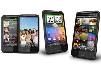 Smartphone Sales Overtake Feature Phones