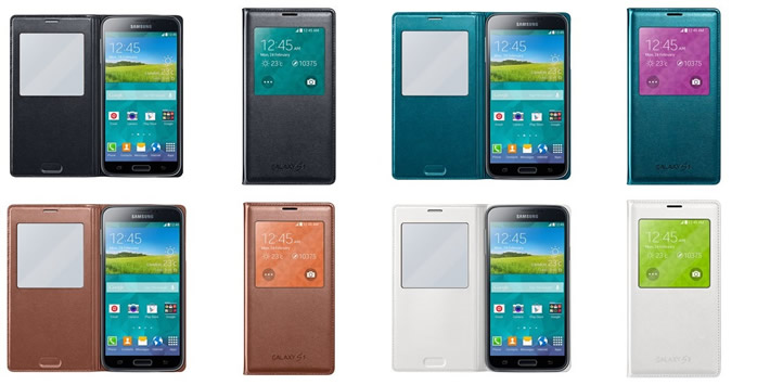 Overview: best new Samsung Galaxy S5 cases!