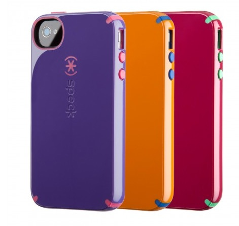 Latest Range of Speck iPhone 4S Cases in stock!